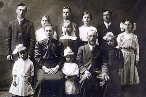Family and Ancestors
