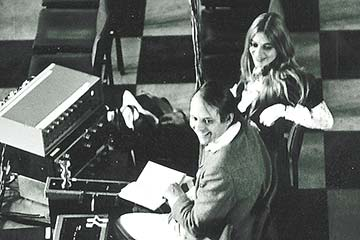 Jill and Stockhausen 1971